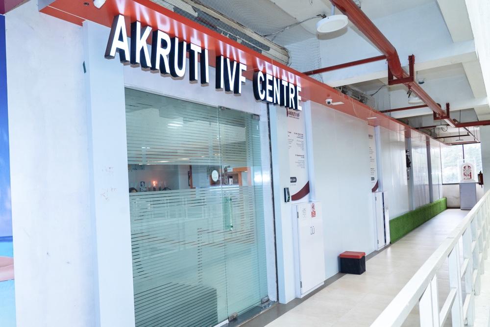 Akruti IVF Profile Floor View