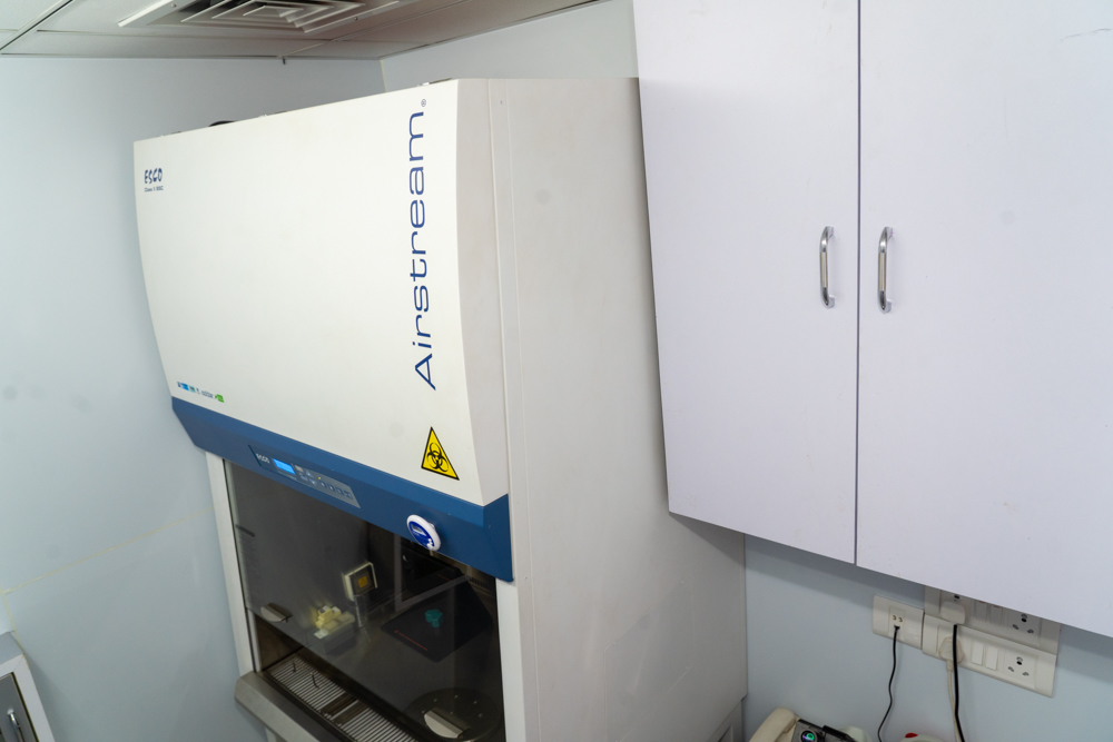 Akruti IVF-The Andrology Workstation