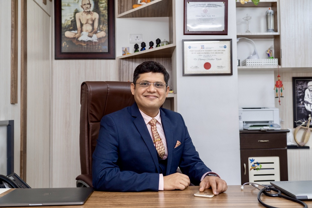 The Clinical Team- Dr.Chinmay Pataki