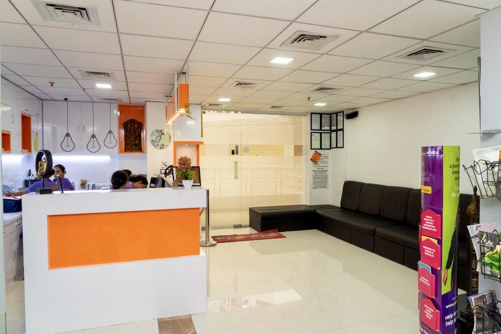 Akruti IVF Waiting Lounge Profile View