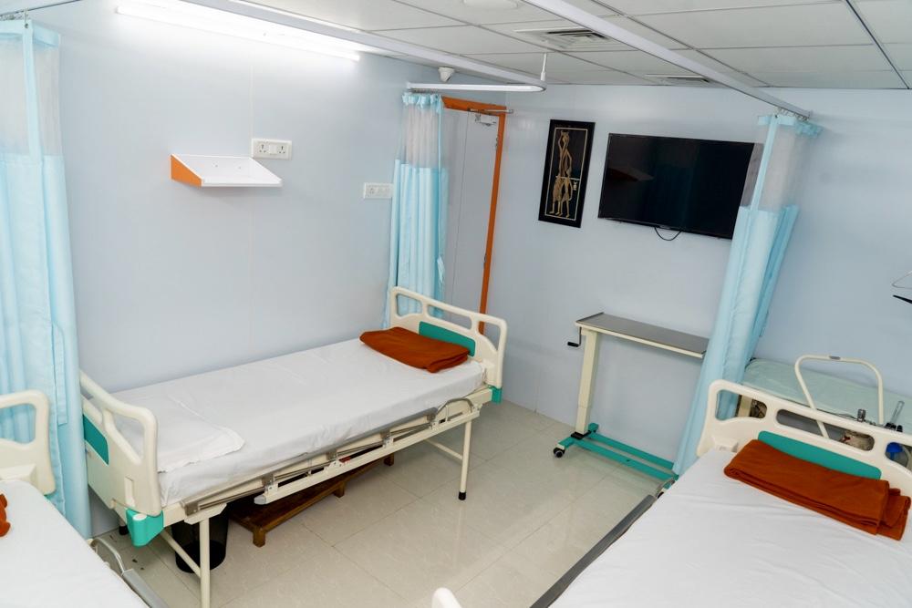 Akruti IVF patient Ward