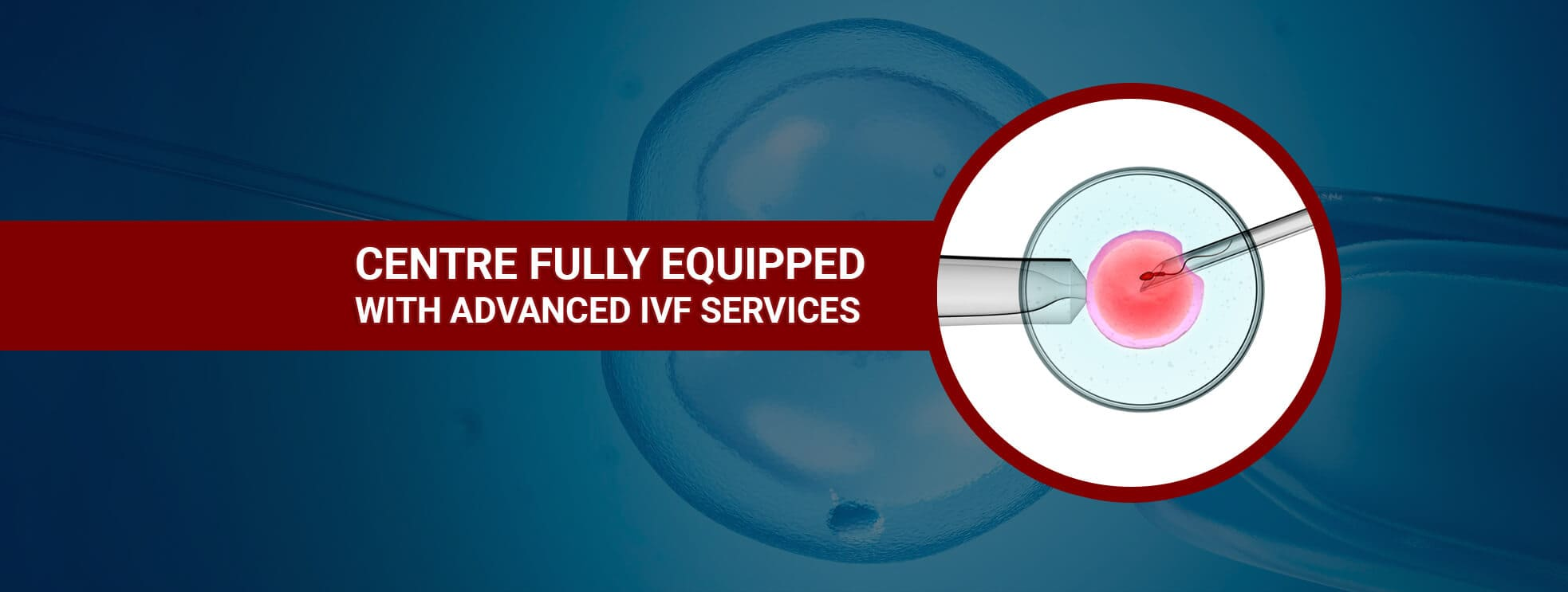 Center fully equipped with advanced services